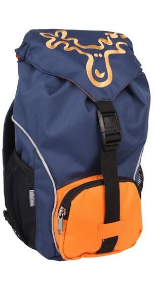 Elkline Ruckizucki Daypack Børn orange/blå